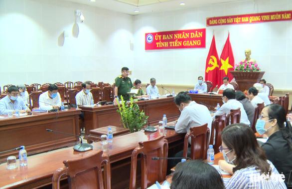 Hai người Tiền Giang về từ vùng dịch Quảng Ninh có kết quả âm tính với SARS-CoV-2 - Ảnh 1.