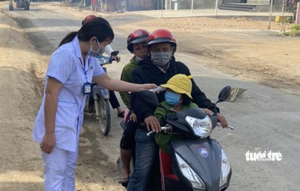 Dừng hoạt động vận tải ở khu vực có bệnh nhân COVID-19 ở Gia Lai - Ảnh 1.