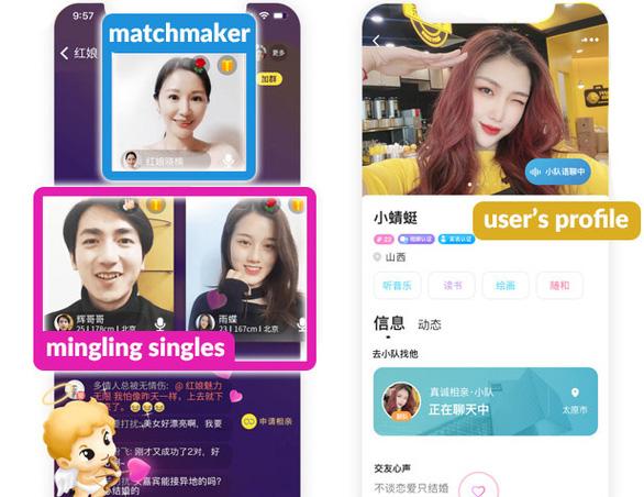 Mai mối online bùng nổ ở Trung Quốc vì được... ngắm trực tiếp - Ảnh 1.