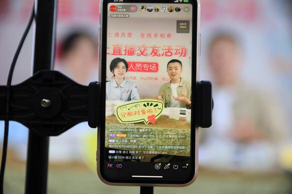 Mai mối online bùng nổ ở Trung Quốc vì được... ngắm trực tiếp - Ảnh 4.