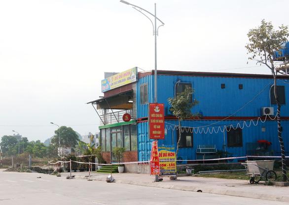 Giãn cách xã hội toàn huyện Vân Đồn 21 ngày từ trưa 30-1 - Ảnh 1.