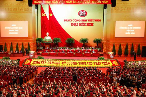 Công bố danh sách 200 ủy viên Trung ương Đảng khóa XIII - Ảnh 1.