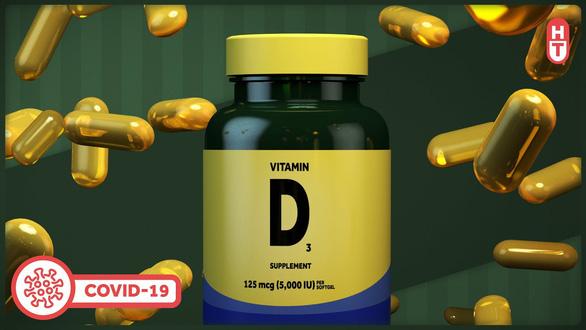 Vitamin D có thể giúp ngăn ngừa nhiễm COVID-19? - Ảnh 1.