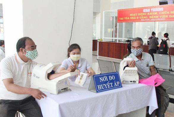 Đưa tòa nhà 9 tầng Bệnh viện Đa khoa Bình Phước vốn 700 tỉ đồng vào hoạt động - Ảnh 2.