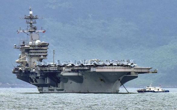Mỹ muốn lập dàn hợp xướng ở Biển Đông - Ảnh 1.