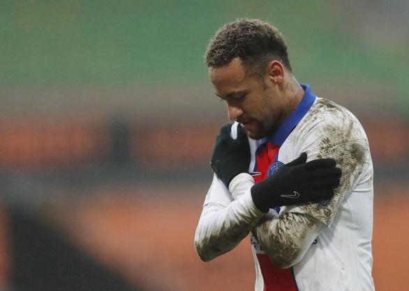 Neymar lập cú đúp phạt đền, PSG vẫn bại trận ở phút 90+2 - Ảnh 2.