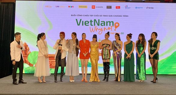 Võ Hoàng Yến, Kim Duyên, Hoàng My chiến thắng Vietnam Why Not mùa đầu tiên - Ảnh 5.