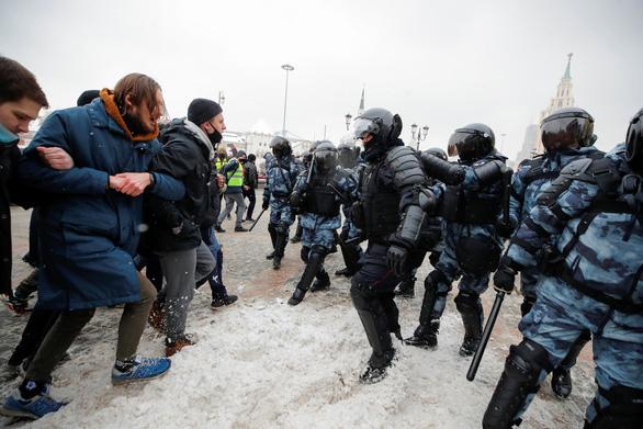 روسیه همسر ناوالنی سیاستمدار مخالف را دستگیر کرد؟  - تصویر 1