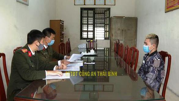 Triệu tập thanh niên tung tin Thái Bình thất thủ vì họ hàng nhà tôi nhiễm COVID-19 - Ảnh 1.