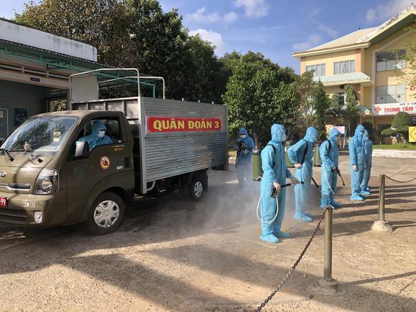 Phong tỏa Bệnh viện Đa khoa tỉnh Gia Lai - Ảnh 1.