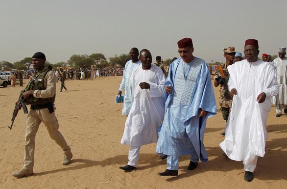 Tàn sát đẫm máu ở Niger, 100 thường dân vô tội chết - Ảnh 1.