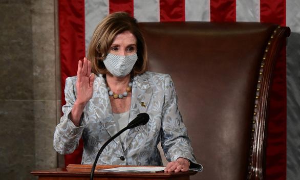 خانم نانسی پلوسی همچنان پیش بینی انتخابات گرجستان را به ریاست مجلس نمایندگان ایالات متحده ، سنا ادامه می دهد - عکس 1.
