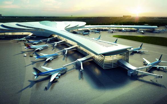 Khởi công giai đoạn 1 sân bay Long Thành: Đánh dấu giai đoạn phát triển mới - Ảnh 2.