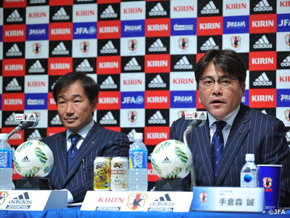 Điểm tin thể thao tối 4-1: Cựu GĐKT bóng đá Nhật làm cố vấn cấp cao tại CLB Sài Gòn - Ảnh 1.