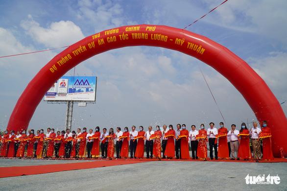 Cao tốc Trung Lương - Mỹ Thuận phải là tuyến cao tốc kiểu mẫu tiêu chuẩn quốc tế - Ảnh 2.