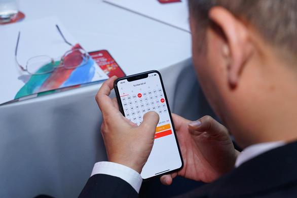 Vietlott SMS - Sự thuận tiện dành cho người chơi xổ số thời đại mới - Ảnh 1.
