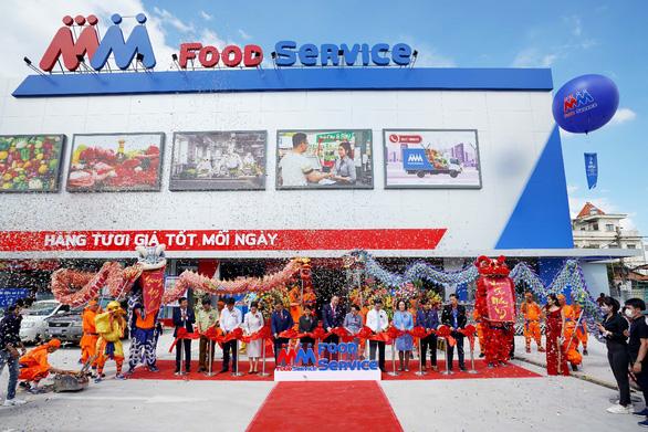 Khám phá trung tâm Food Service đầu tiên của MM Mega Market - Ảnh 1.