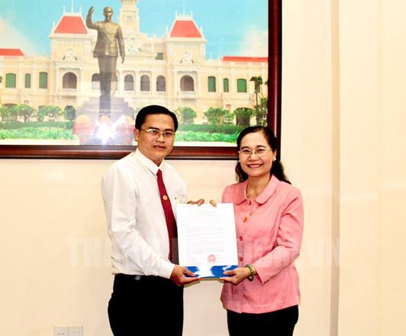 Ông Cao Thanh Bình làm Chánh Văn phòng đoàn Đại biểu Quốc hội và HĐND TP.HCM - Ảnh 1.
