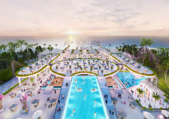 Tầm nhìn chiến lược của Long Beach Group ở Đảo Ngọc - Ảnh 3.