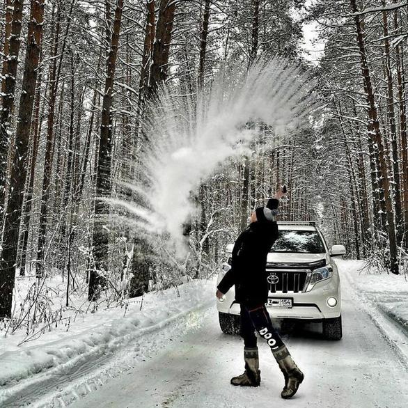 Ngỡ ngàng khung cảnh mùa đông - 45 độ - Ảnh 8.