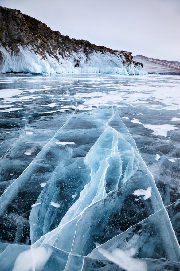 Ngỡ ngàng khung cảnh mùa đông - 45 độ - Ảnh 5.