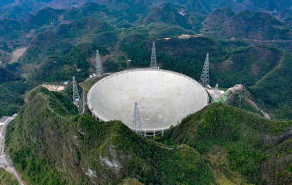 Trung Quốc mời các nhà khoa học nước ngoài phụ tìm người ngoài hành tinh - Ảnh 1.