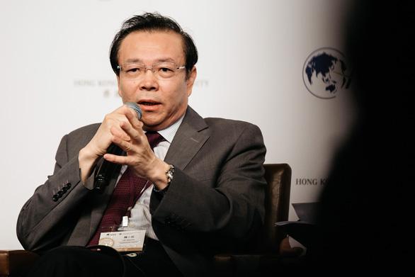 Trung Quốc tuyên tử hình cựu chủ tịch công ty quản lý tài sản nhà nước Lai Xiao Min - Ảnh 1.