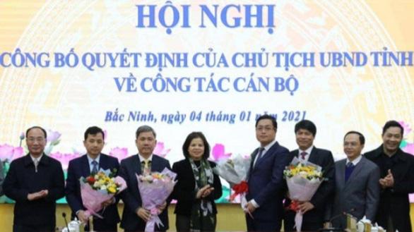 Chỉ trong 6 tháng, ông Nguyễn Nhân Chinh đã kinh qua 3 vị trí lãnh đạo tại Bắc Ninh - Ảnh 1.