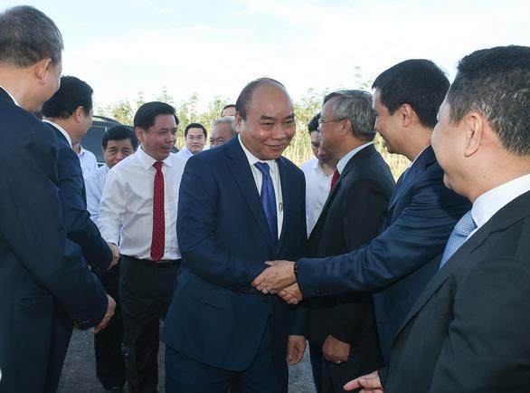 Thủ tướng bấm nút khởi công xây dựng sân bay Long Thành - Ảnh 3.