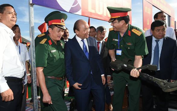 Thủ tướng bấm nút khởi công xây dựng sân bay Long Thành - Ảnh 5.
