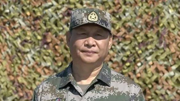 Chủ tịch Tập Cận Bình ký Mệnh lệnh số 1-2021: Quân đội sẵn sàng chiến đấu - Ảnh 1.