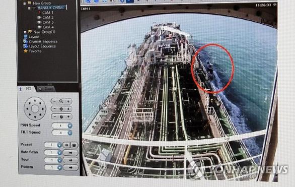 Đòi Iran thả tàu, Hàn Quốc điều gấp tàu chiến áp sát eo biển Hormuz - Ảnh 2.