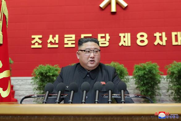 Ông Kim Jong Un xác nhận không đạt nhiều mục tiêu kế hoạch kinh tế 5 năm  - Ảnh 1.