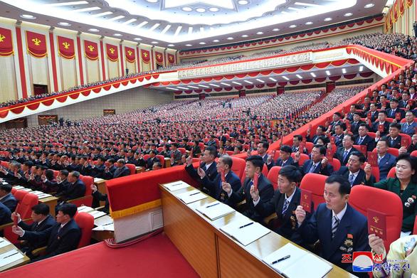 Ông Kim Jong Un xác nhận không đạt nhiều mục tiêu kế hoạch kinh tế 5 năm  - Ảnh 5.