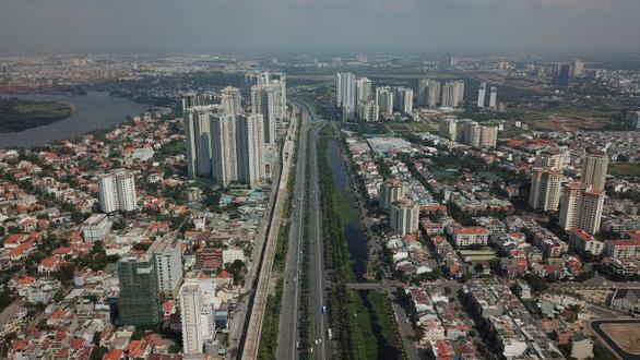 TP.HCM sẽ hạn chế dự án nhà cao tầng ở nhiều quận nội thành - Ảnh 1.