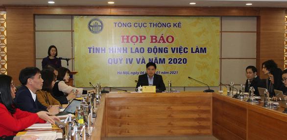COVID-19 đã đẩy 1,3 triệu người Việt Nam vào cảnh mất việc - Ảnh 1.