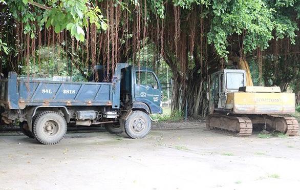 Xử phạt 3 người 75 triệu đồng vì khai thác khoáng sản trái phép - Ảnh 1.