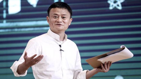 Đài Mỹ nói Jack Ma tạm thời ở ẩn chờ sóng yên biển lặng - Ảnh 1.