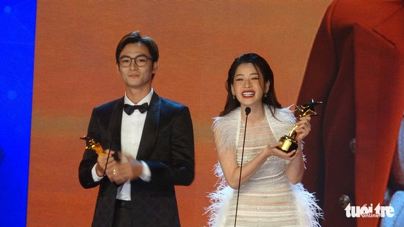 'Gái già lắm chiêu' lại đại thắng giải thưởng Ngôi sao xanh 2020 - Ảnh 3.