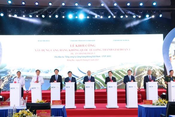 Sân bay Long Thành khởi công, đòn bẩy cho BĐS nghỉ dưỡng Hồ Tràm cất cánh - Ảnh 1.