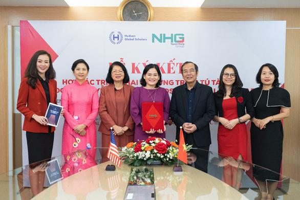 Cơ hội trở thành học sinh Mỹ trên đất Việt - Ảnh 1.
