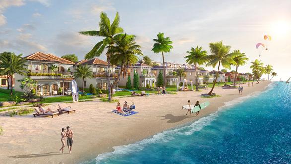 """Habana Island - mảnh ghép độc đáo của """"bức tranh"""" NovaWorld Ho Tram - Ảnh 2."""
