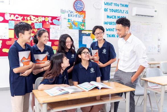 Cơ hội trở thành học sinh Mỹ trên đất Việt - Ảnh 3.