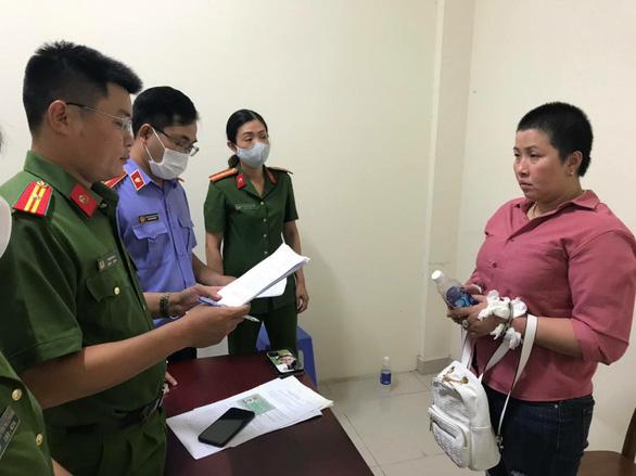 Khởi tố, bắt tạm giam Nguyễn Thị Bích Thủy về tội lừa đảo chiếm đoạt tài sản - Ảnh 1.