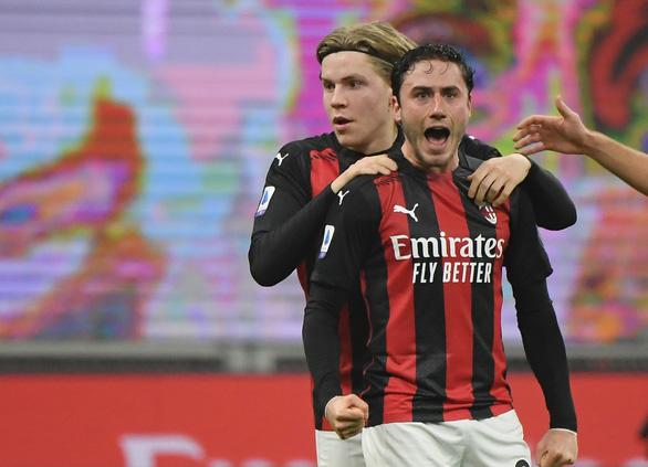 Ronaldo mờ nhạt, Juventus vẫn bỏ túi đầu bảng AC Milan - Ảnh 2.