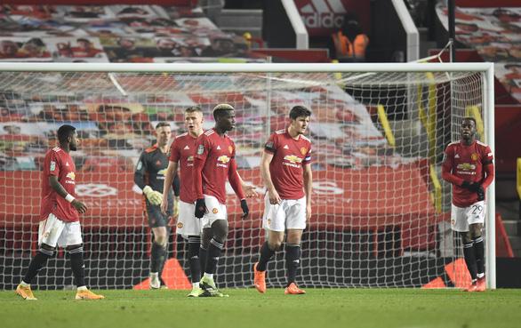 Man Utd bị Man City khuất phục, mất vé chung kết Cúp Liên đoàn - Ảnh 3.
