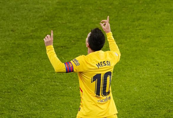 Barcelona thắng ngược Athletic Bilbao nhờ cú đúp của Messi - Ảnh 3.