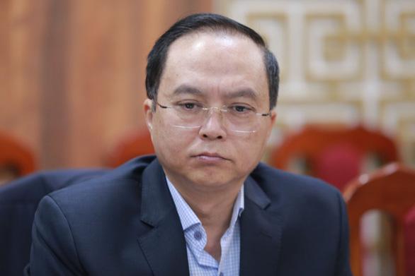 Ông Nguyễn Nhân Chinh làm giám đốc Sở: Con lãnh đạo cũng phải dựa vào trình độ chuyên môn - Ảnh 1.