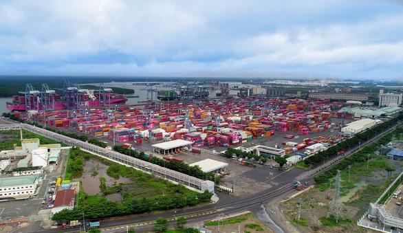 Cảng quốc tế Tân Cảng - Cái Mép đoạt giải thưởng quốc tế 'Cảng xanh 2020' - Ảnh 1.