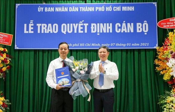 Học viện Cán bộ TP.HCM có phó giám đốc mới - Ảnh 1.
